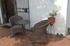 Sedie di vimini/Wicker chairs